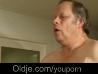 blow job, pussy licking, old young