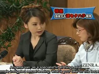 Subtitled الملبس أنثى العاري ذكر اليابان schoolgirls قضيب قذف ناد