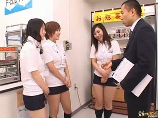 Japanese AV Model in a piss video