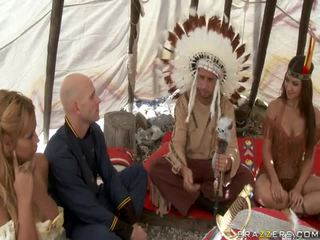 Pocoho: the treaty od peace