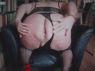 Sticking a gurķis uz mans resnas pakaļa, bezmaksas porno 97