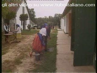 Porca italiana italiensk ludder