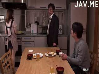 morena, japonês, bunda