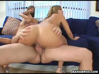 Hot Babe Lorena Sanchez And Ally Acqui...