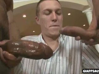 big dick, interracial, black