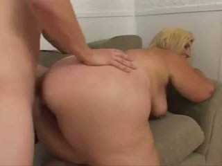 Fat Blond Mature R20: Free Mature Porn Video e1