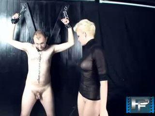 dominatrix, iesniegšana, femdom