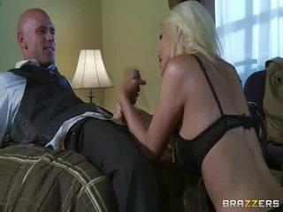 Gratis grande tetta bionda in selvaggia sesso azione