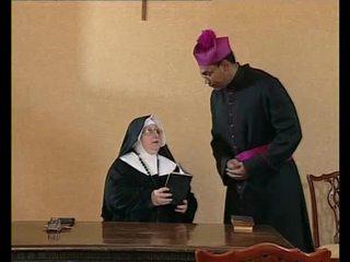 fan, nuns