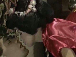 Geisha blowjob fantasy