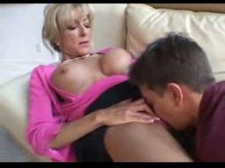 blondes thumbnail, most big tits, moms and boys vid