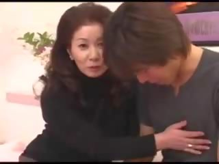 japanese, nenek, jatuh tempo