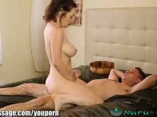 Nurumassage puma styvmamma gets sons kuk