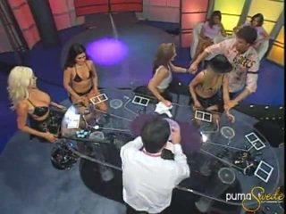 Puma swede sisään pokeri tournament.
