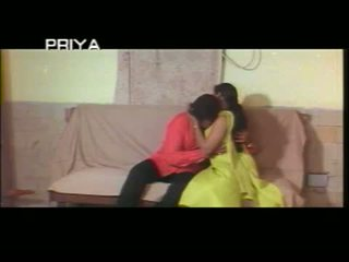 Indian B grade movie romantic scene