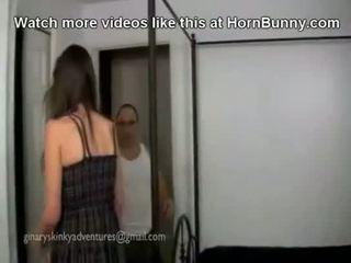 אב ו - בת יש לי לעשות למעלה סקס - hornbunny. com