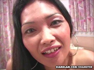 Rijpere thai hoer swallows sperma, gratis porno 94