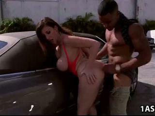 stora bröst, ass, porn