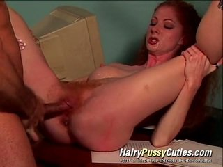 hardcore sex, boss, office