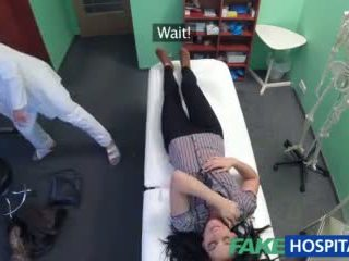 Fakehospital Hot Tattoo Patient Cured With Hard Cock Treatment Video