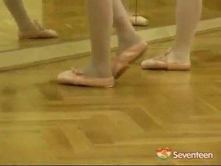 Legal Age Teenagerage Ballet Girls