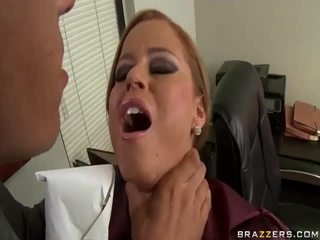 Boss Banging His Secretary