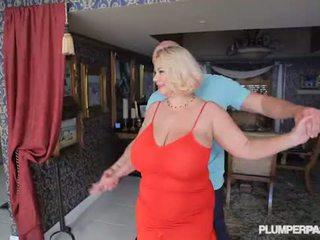 Με πλούσιο στήθος πόρνη μητέρα που θα ήθελα να γαμήσω samantha 38g fucks κολλέγιο dance instructor