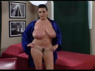 Xxl breast dildoing, jāšanās, un solo masturbation