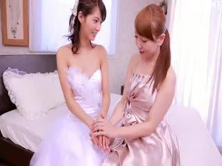 japānas, bērns, lesbiete