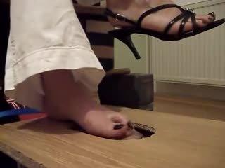 babes, voet fetish, femdom