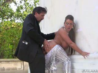 Steve holmes seks bulat perjalanan di berlin dengan seksi susi
