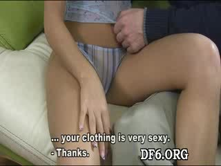 Atemberaubend virgin nackt