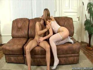 тийн секс, hardcore sex, жена чука огромен хуй