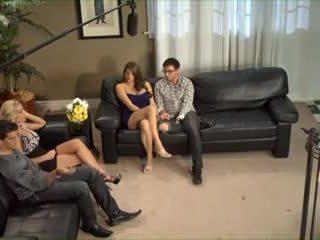 morena, intercambio de parejas, swinging