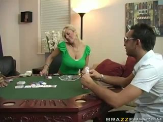 Shyla Stylez Wet Pussy Fucked Hard On Poker Table Video