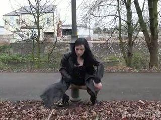 Fae corbins amatør flashing og utendørs babes offentlig nudity og outragious exhi