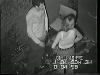 Cctv behind a sunderland nightclub part1