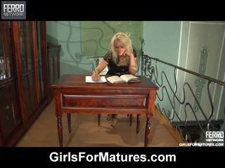 Girls para matures pagtitipon may juliet, alana, nora