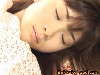Asuka ohzora hawt asia model acquires seks cream