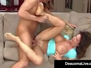 Texas cougar deauxma blows & gets analized door mafia.