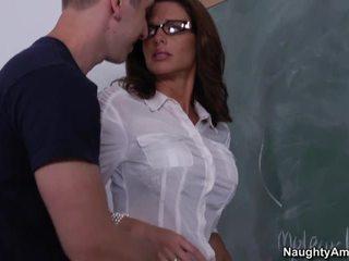 Studying Mine Teacher's Peach