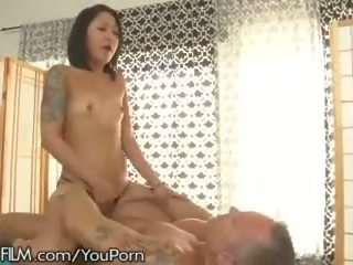 Devilsfilm asia masseuse squirts for client
