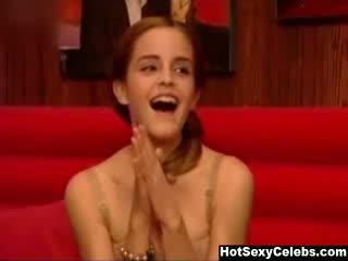 Emma watson par friday nakts ar jonathan ross
