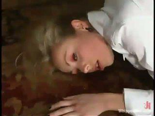 Adrianna Nicole Loves Being Tortured By Voracious Mistress Kym Wilde