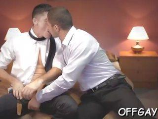 Geest blowing anaal met de nieuw guy