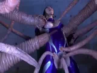 Thick tentakel drilling bigtit oosters porno teef nat kut