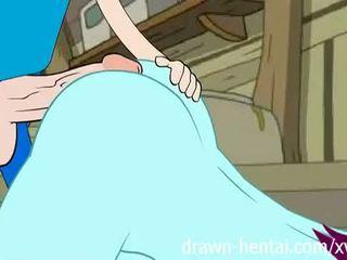 mutisks, karikatūra, hentai