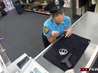 [xxxpawn] - scopata ms. polizia ufficiale