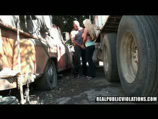 Truck stop futand violations