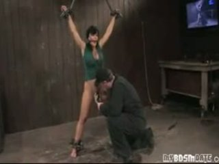 Hot Milf Lisa Ann Bondage Fun